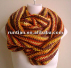 New fashionable ladies Crocheted Endless round neck scarf