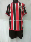 2012-2013 12-13 new football soccer jersey shirt kits short uniform sport wear original men lady kids in stocks