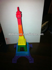 arts&crafts, decorations, Eiffel tower, metal arts&crafts, home and office decorations
