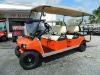 Electric Club Car 6 Seater Golf Cart