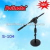 PROFESSIONAL STAND SYSTEM Microphone Stand S-104