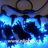 Blue Waterproof LED Curtain Light