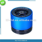 Mini Portable Metal Bluetooth Speaker With FM Radio/SD Card