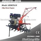 diesel rotary tiller