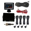 Parking sensor system with 4.3 inch display