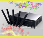 Wireless transmitter and receiver kit for PC