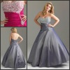2012 New Designs Strapless Plus Size Ballgown QNPD12107-11