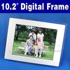 "New 10.2"" Digital Photo Picture Frame O-823"