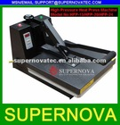High pressure heat transfer t shirt heat press machine