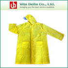 PVC children raincoat/kids rain coat/waterproof rainwear