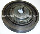 Damper pulley (Harmonic balancer or crankshaft pulley) for NISSAN MARCH (K12)(2003/01- /)