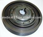 Damper pulley (Harmonic balancer or crankshaft pulley) for NISSAN MARCH (K12)(2003/01- /)