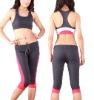 Ladies' Fashion sports suit & training suit & yoga suit