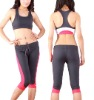 Ladies' Fashion sports suit & training suit & yoga suit