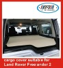 Land Rover parts leather cargo cover for Freelander 2