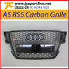 A5 RS5 ABS grille front grille car grille carbon grille for Audi