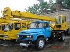 XCMG QY8D Truck crane