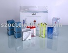 Clear transparent plastic packaging box with OEM service are available