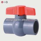 Plastic pvc ball valve