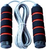 jump rope (Skipping rope/sport product/Foam jump rope/Fitness equipment)rope/Fitness equipment)
