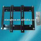 bracket with black coated tv wall mount tv