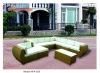 Rattan outdoor sofa set M0019-HFA-080