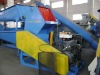 plastic crusher with diesel engine
