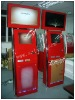 Dual screen payment kiosk machine made by Langxin