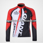 2012 Giant,Autumn Long Sleeve Cycling jersey ,Bike jersey,Bike clothing