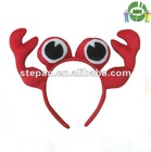 Plush Crab Carnival Hair Band For Children HB-53003