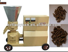 wood pellet machine/wood pellet mill for home use