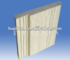 Wood fiber cement board