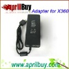 Slim adapter For Xbox 360 New Xbox Ac Power Adapter 135W X803215-002