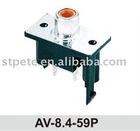 RCA Combo Jack AV-8.4-59P