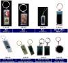 Solar Blinking Keychain