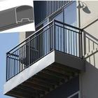balcony aluminium profiles