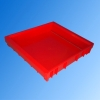 ABS plastic plate