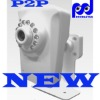 P2P MINI WIRELESS IP CAMERA