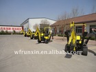 mini backhoe excavator( RXDLW-13)