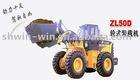 ZL50D wheel loader
