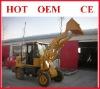 Hot ZL12F mini loader to meet Euro standard