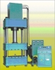 4-column hydraulic press machine