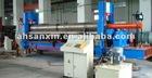 Upper roller universal 3-roller rolling machine