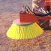 brooms for sweeper truck