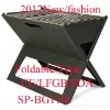 2012 New Fold and Fashionable Outdoor Barbecue (SP-BG1101)