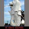 outdoor public big sculpture