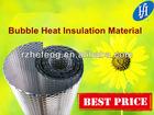 aluminum bubble foil insulation/ thermal bubble foil insulation