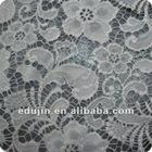 Nylon Cotton lace fabric for fashional dresses
