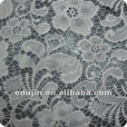 Nylon Cotton lace fabric for fashional dresses