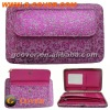 High quality leather Ladies wallet,for ladies wallet